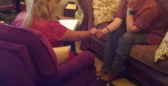 Anxiety Counseling Montgomery, AL - counseling session at Healing Hearts Counseling