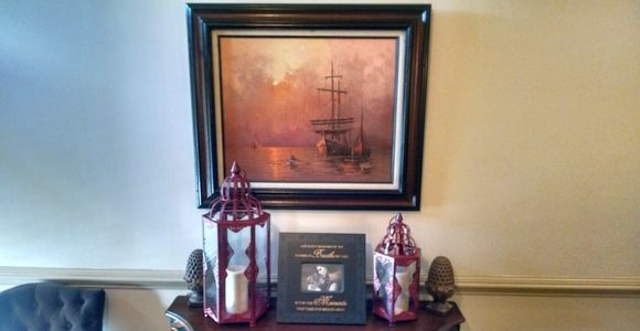 DOT Substance Abuse Professional Montgomery ,AL - framed painting of sailing ship